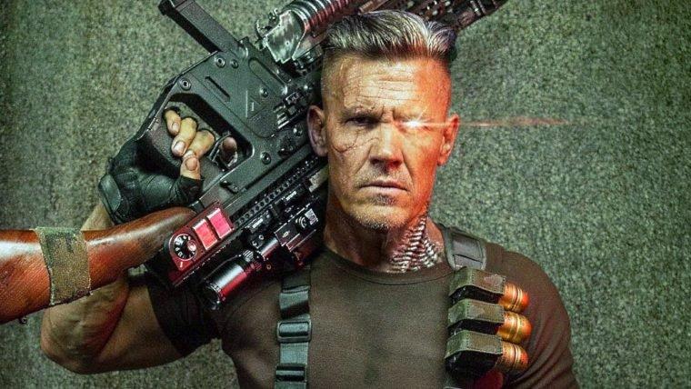 Deadpool 2 | Cable aparece sem braço e olho mecânico nas novas fotos
