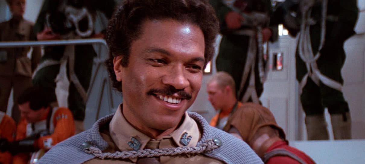 Han Solo   Billy Dee Williams deu o melhor conselho para o novo Lando Calrissian