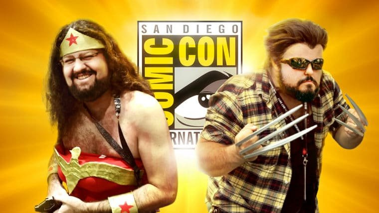 Julgando cosplayers na Comic-Con