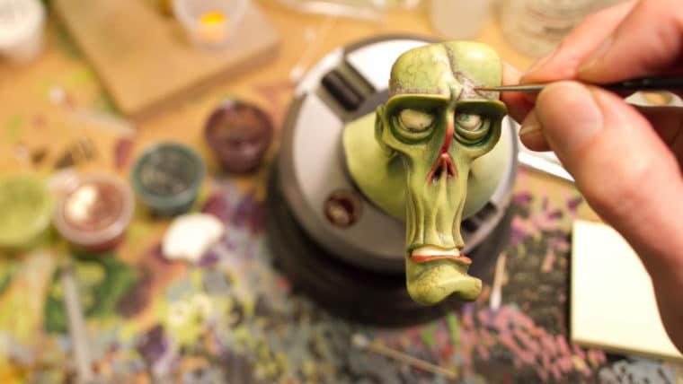 Confira o processo criativo do estúdio LAIKA, responsável por Coraline, ParaNorman e Kubo