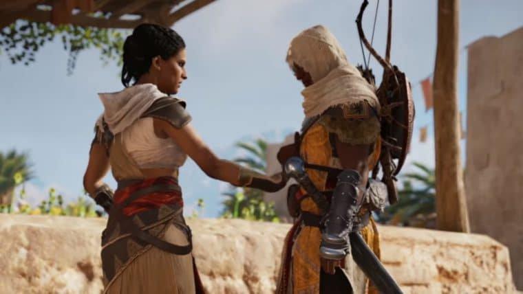 Veja quase meia hora de gameplay de Assassin's Creed Origins