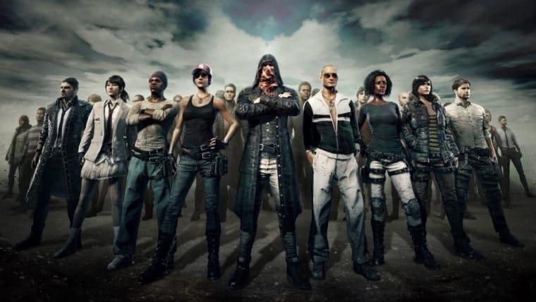 PlayerUnknown's Battlegrounds ultrapassa Dota 2 e se torna o jogo mais jogado do Steam