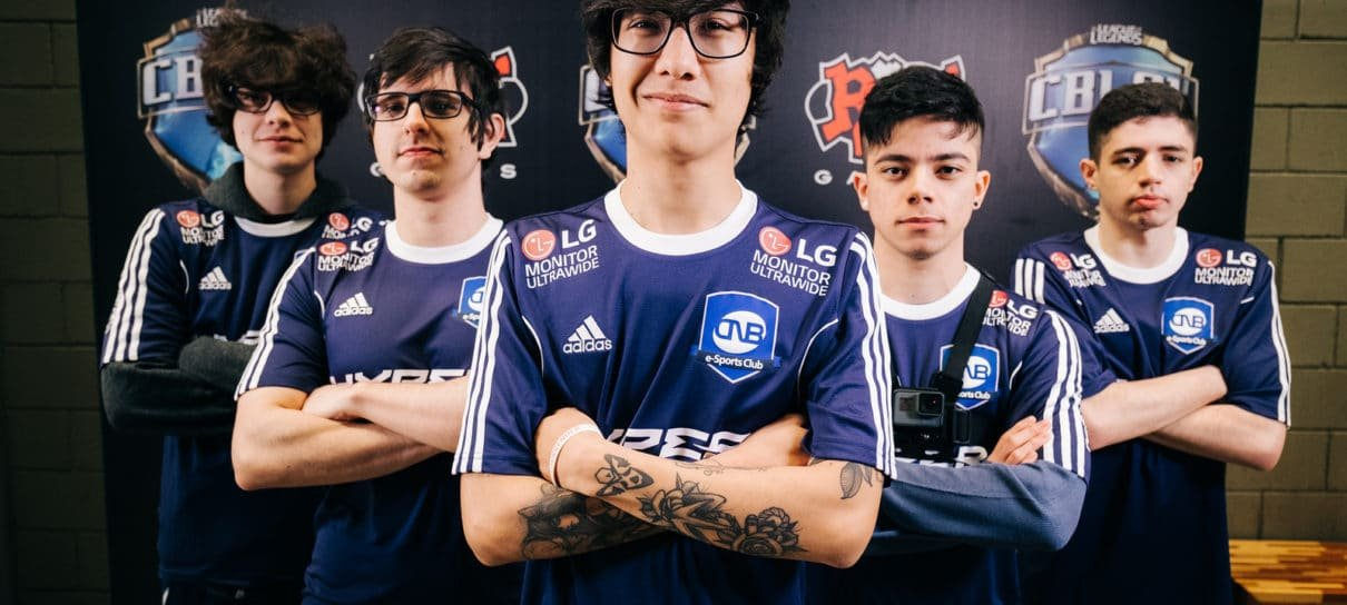 League of Legends | CNB fecha elenco de times do primeiro split do CBLoL 2018