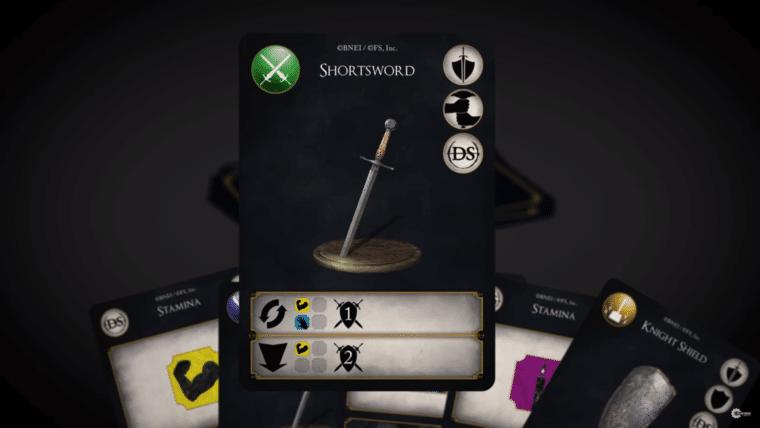 Parece que Dark Souls terá uma versão em jogo de cartas