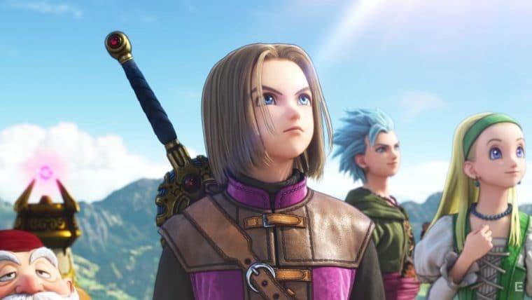 Quem termina Dragon Quest XI pode pegar mais Dragon Quest de graça