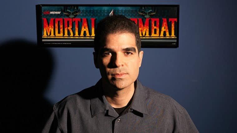 Ed Boon, o criador de Mortal Kombat, vem ao Brasil em outubro