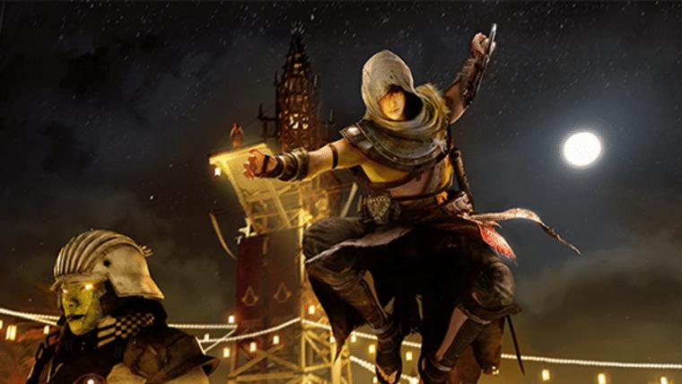 Crossover entre Final Fantasy XV e Assassin's Creed é anunciado; veja o trailer