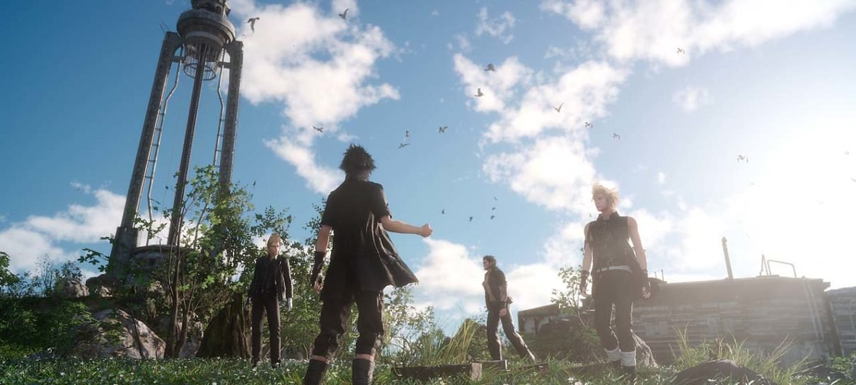 Versão de PC de Final Fantasy XV provavelmente terá suporte para mods