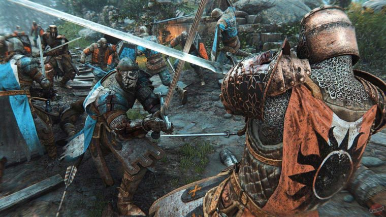 For Honor estará temporariamente gratuito entre 10 e 13 de agosto