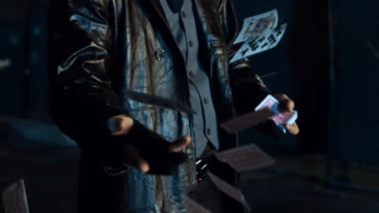 Tente a sorte com as cartas no novo curta feito por fã do Gambit