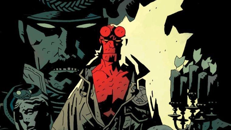 David Harbour diz que Hellboy não será uma história de origem e compara com Indiana Jones