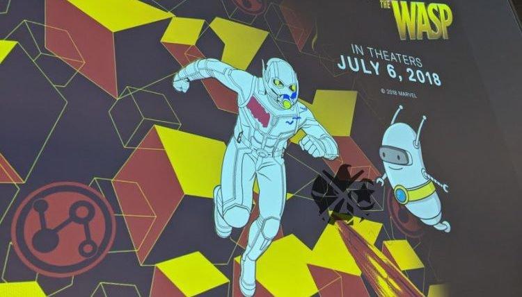 Homem-Formiga e a Vespa ganha nova arte com possível novo personagem