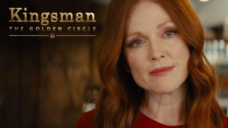 Novos vídeos de Kingsman apresentam o Círculo Dourado