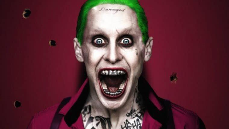 Jared Leto diz que sente orgulho de fazer parte do Universo Cinematográfico da DC
