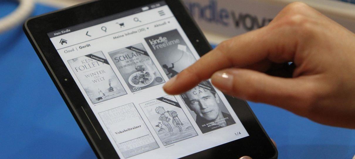 Pesquisa mostra que o e-book ainda não emplacou no Brasil