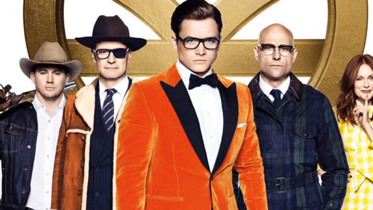 Kingsman e os Statesmen se reúnem em novo cartaz de O Círculo Dourado