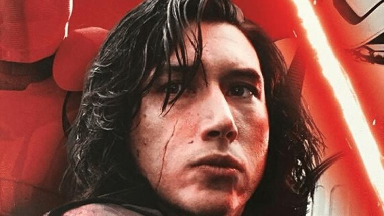 Star Wars: Os Últimos Jedi | Brinquedo mostra nova imagem de Kylo Ren no filme