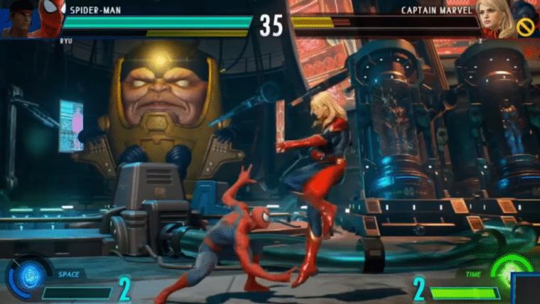 Marvel vs. Capcom: Infinite   Novo vídeo de gameplay mostra mais da ação do jogo
