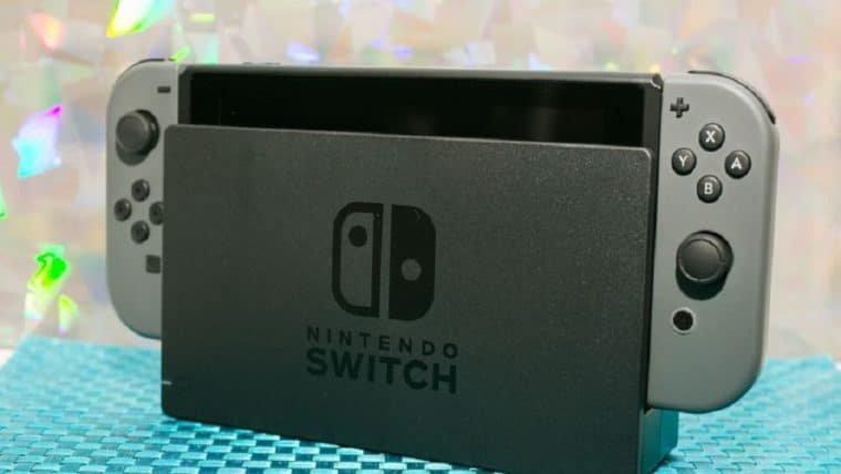 Nintendo Switch pode ter suporte a VR