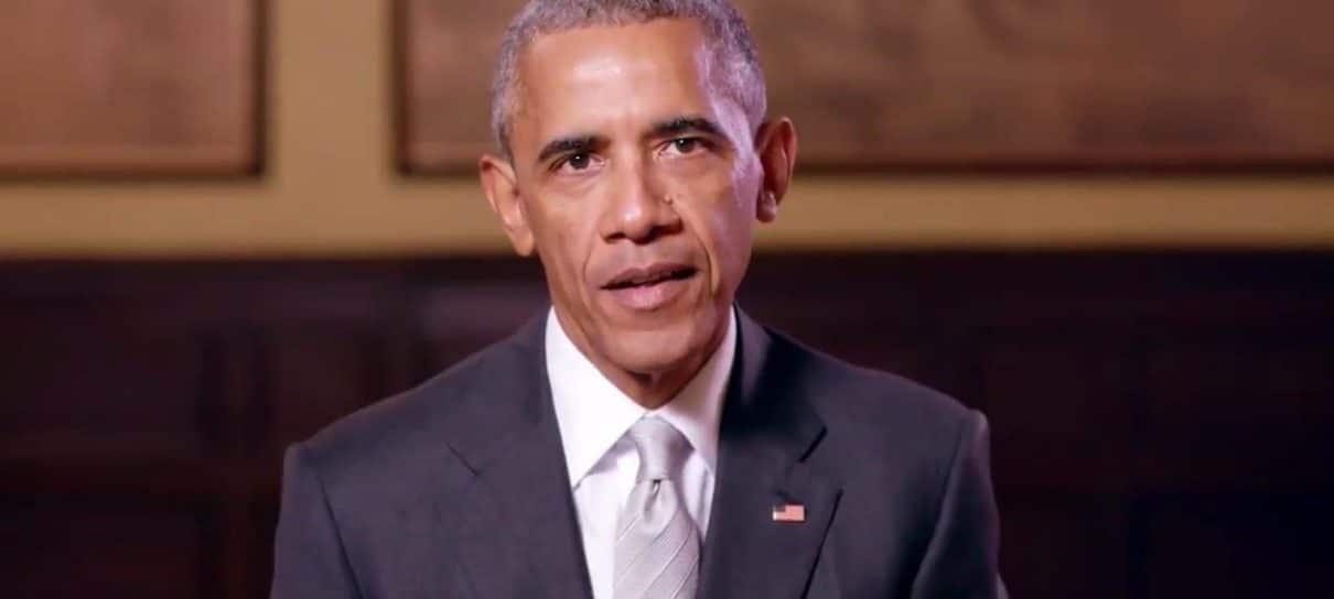 Luke Cage   Mike Colter quer que Barack Obama apareça na série