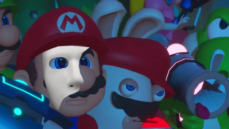 Mario + Rabbids Kingdom Battle | Nintendo brinca com O Fantasma da Ópera em novo trailer