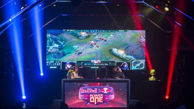 Red Bull Player One dará a amadores a oportunidade de viver 1 semana de pro player