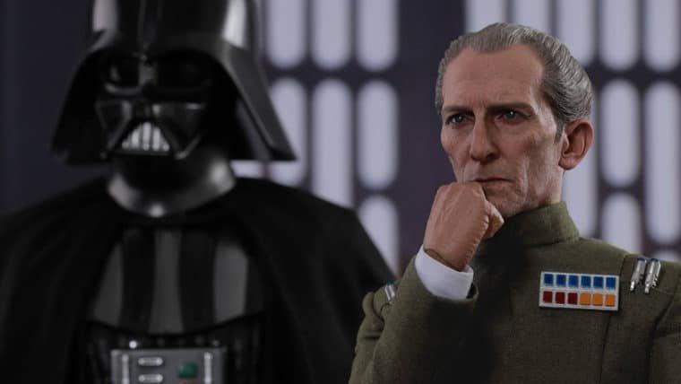 Star Wars | Tarkin e Darth Vader da Hot Toys estão prontos para destruir planetas