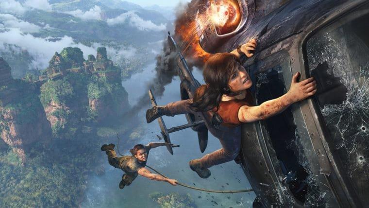 Uncharted: The Lost Legacy ganha trailer de gameplay com ação frenética