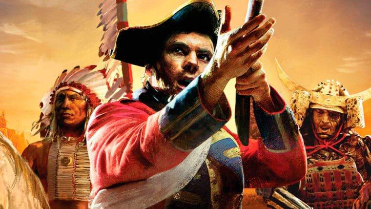 Age of Empires II e III também serão reformulados com uma Definitive Edition