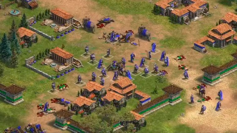 Age of Empires: Definitive Edition | Confira 14 minutos de gameplay