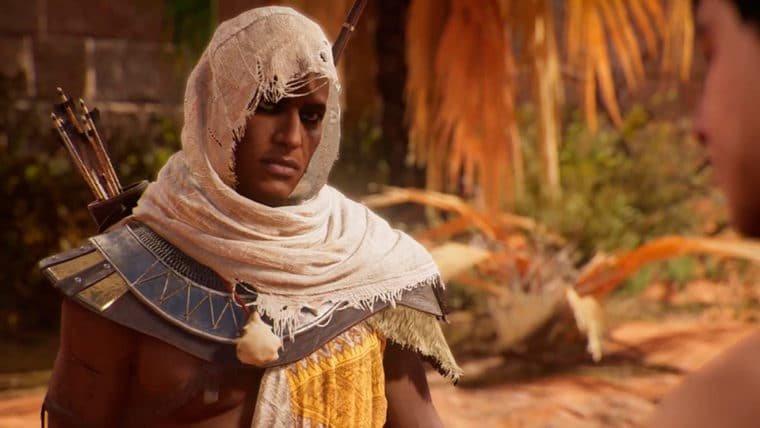 Assassin's Creed Origins | Confira uma missão paralela em 18 minutos de gameplay
