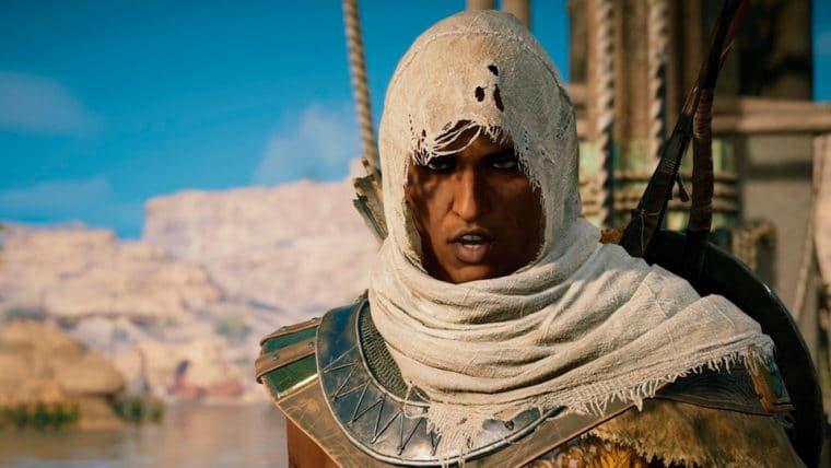Assassin's Creed Origins | Explore Memphis com 30 minutos de gameplay em 4K!