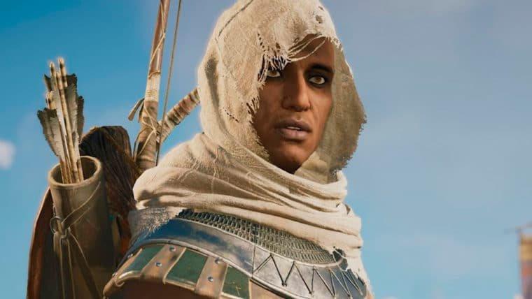 Veja os primeiros 90 minutos de Assassin's Creed Origins!