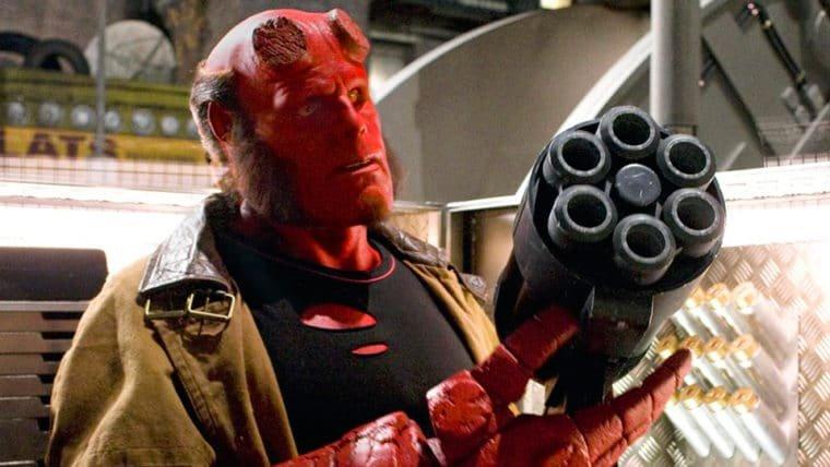 Hellboy   Mike Mignola está menos envolvido com o reboot do que nos filmes originais