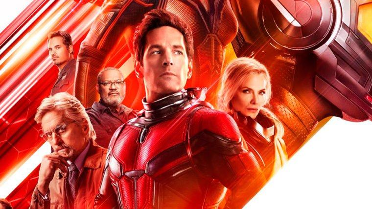 Homem-Formiga e a Vespa enfrentam um novo adversário no trailer inédito do filme
