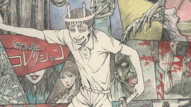 Anime de horror baseado nas obras de Junji Ito é anunciado