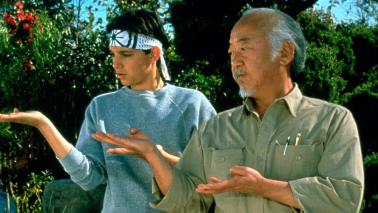 Karate Kid (o original) terá sequência com Ralph Macchio e William Zabka!