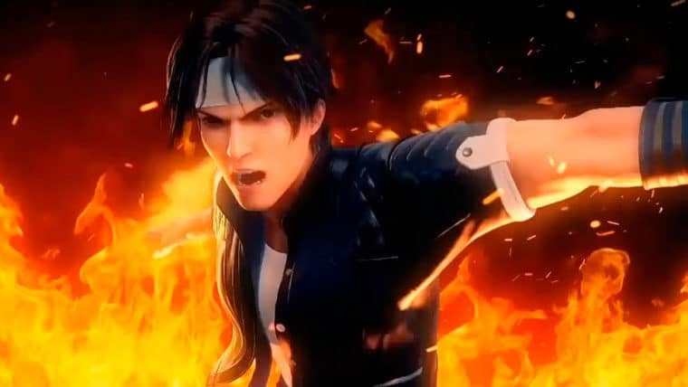 SNK lança anime 3D de The King of Fighters; assista aos primeiros episódios!