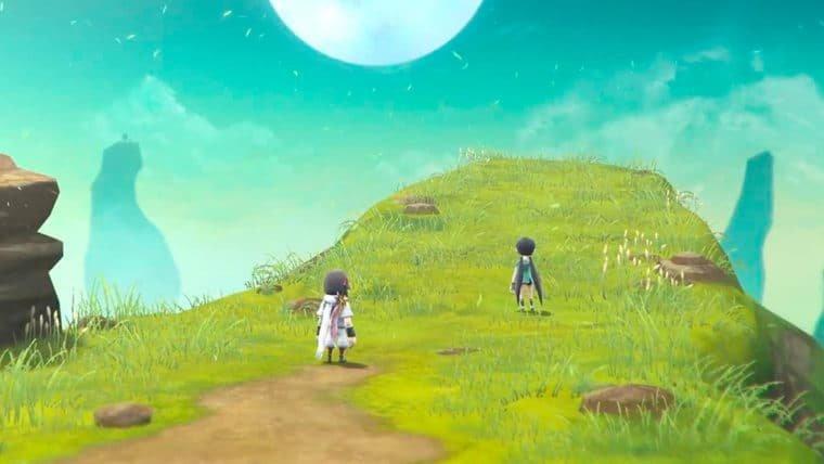 Square Enix divulga novo trailer com gameplay de Lost Sphear; assista!