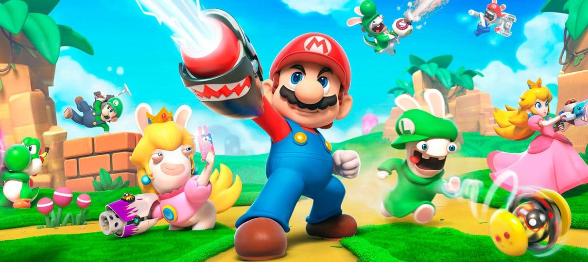 Review | Mario + Rabbids Kingdom Battle