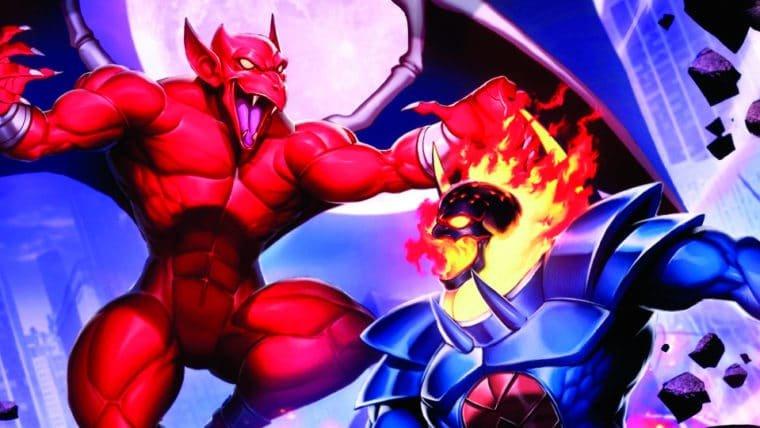 Marvel vs. Capcom: Infinite   Dormammu e Firebrand são oficialmente confirmados