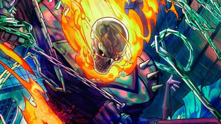 Marvel vs. Capcom: Infinite   Motoqueiro Fantasma é anunciado para o jogo