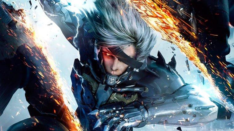 Metal Gear Rising: Revengeance entra para a retrocompatibilidade do Xbox One