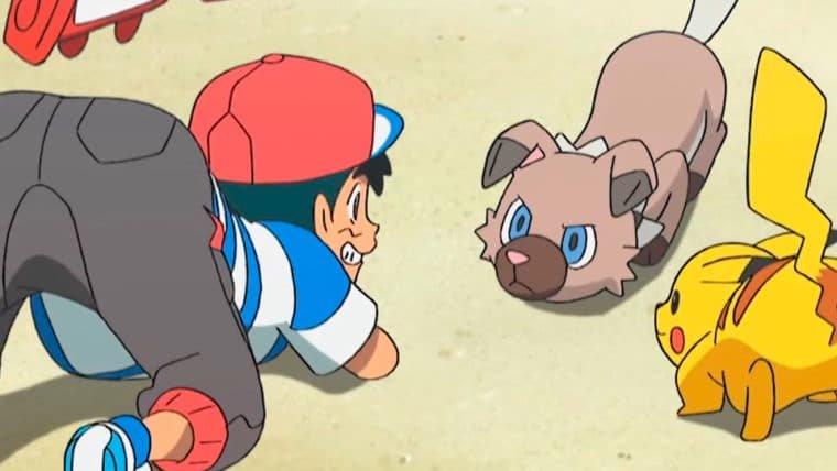 Ash pode conseguir Pokémon que ainda não existe nos jogos