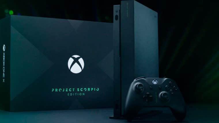Microsoft anuncia o Xbox One X: Project Scorpio Edition