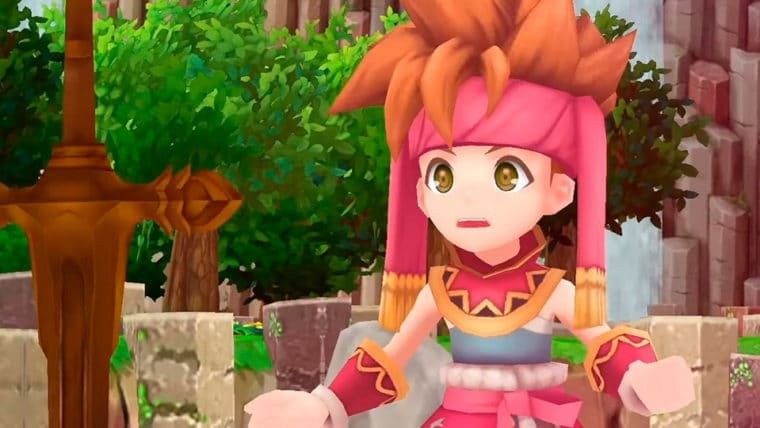 Remake do clássico Secret of Mana é anunciado; assista ao trailer!