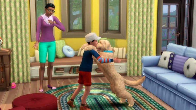 The Sims 4 | Nova expansão Cats & Dogs é oficialmente anunciada; veja o trailer
