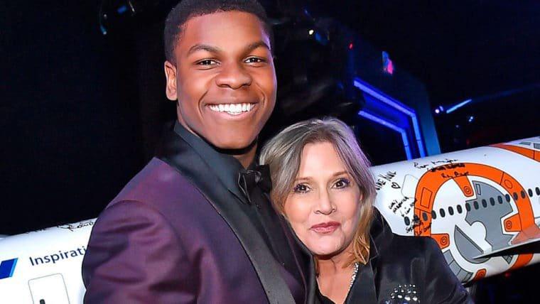 Star Wars: Os Últimos Jedi | John Boyega fala sobre como o filme se despede de Leia