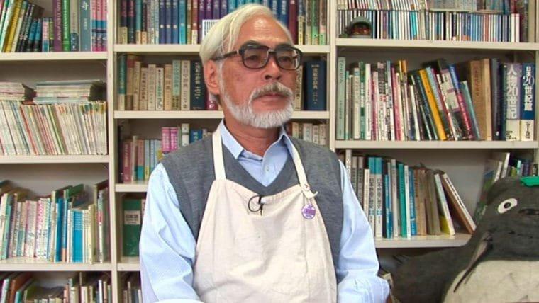 Studio Ghibli volta à ativa para produzir novo filme de Hayao Miyazaki