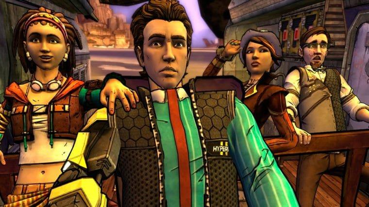 Tales from the Borderlands foi considerado um fracasso pela Telltale